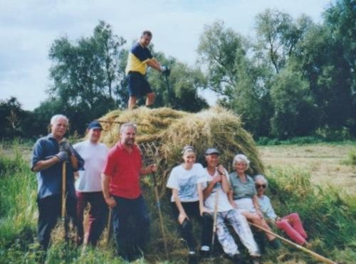 22. 2000 September the first haystack