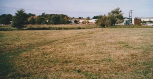 46. 2003 October Two Acres from Six Arches with Industrial Site