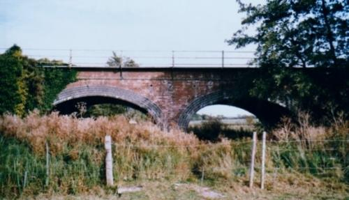 49. 2003 October Two Acres site of new Right of Way under Six Arches